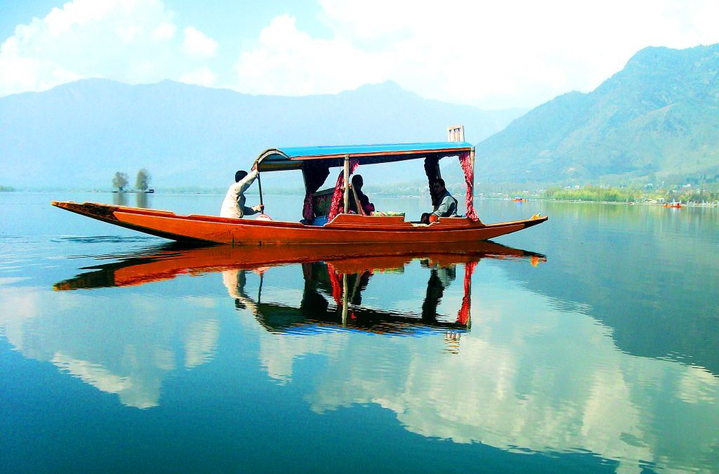 Kashmir, The Indian Heaven